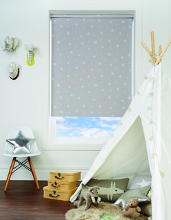 Night Night Glow Roller Blind