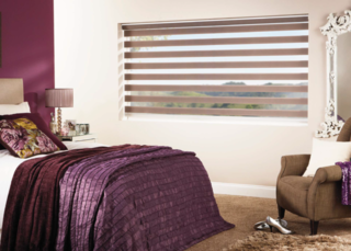 Vision blinds - capri sand
