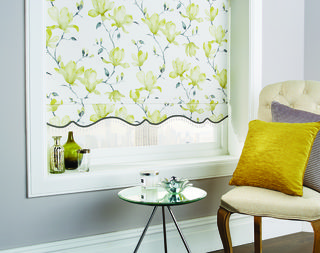 Colonial Pippin Roller Blind